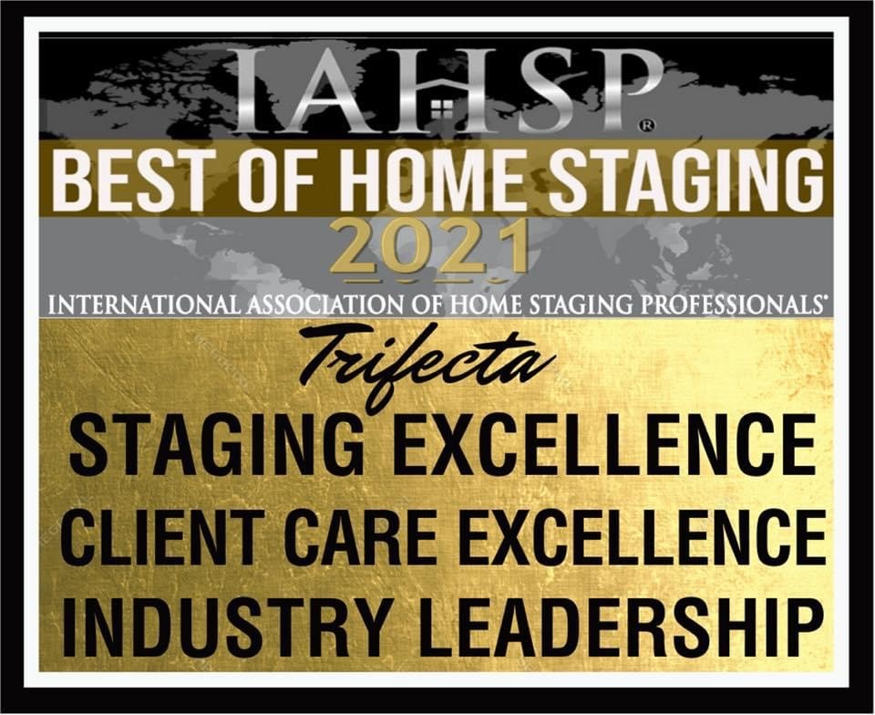 Trifecta Best of Home Staging 2021